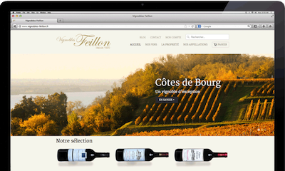 Vignobles Feillon